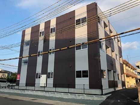 Mマンション新築工事